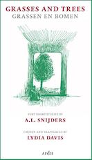 Grasses and trees. Grassen en bomen - A.L. Snijders (ISBN 9789072603586)