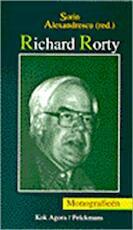 Richard Rorty - Sorin Alexandrescu (ISBN 9789039105566)