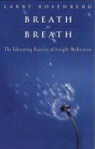 Breath by Breath - Larry Rosenberg (ISBN 9780722538180)