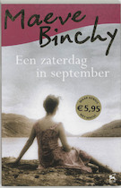 Een zaterdag in september - Maeve Binchy (ISBN 9789026985621)
