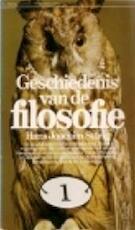 Geschiedenis van de filosofie - Hans Joachim Störig (ISBN 9789027404794)