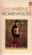 Women in love - David Herbert Lawrence (ISBN 9780140014853)