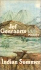 Indian summer - Jef Geeraerts (ISBN 9789022306154)