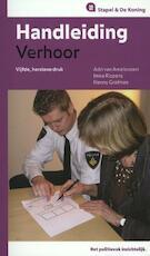 Handleiding verhoor - Adri van Amelsvoort (ISBN 9789035236288)