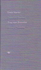 Jerusalem Revisited - Terug naar Jeruzalem - Retour à Jerusalem - Erwin Mortier