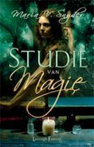 Studie -Trilogie / 2 studie van Magie - Maria V. Snyder, Richard Heufkens (ISBN 9789024530984)