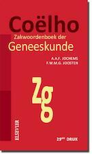 Coëlho Zakwoordenboek der Geneeskunde - Maurice Bernard Coëlho, Amp, F.W.M.G. Joosten, Amp, F.P.G. Tijsse Klasen (ISBN 9789062287550)