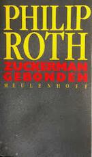 Zuckerman gebonden - Philip Roth (ISBN 9789029023429)