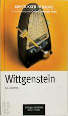 Wittgenstein - A.C. Grayling (ISBN 5413662917060)