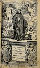 Het leven van de H. Franciscus Borgia - Philippus Franciscus Taisne