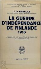La guerre d'indépendance de Finlande 1918