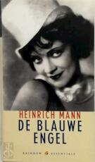 De blauwe engel - Heinrich Mann, R. Blijstra (ISBN 9789041740267)