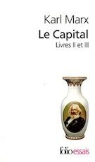 Le capital - Karl Marx (ISBN 9782070355754)