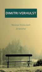 Mevrouw Verona daalt de heuvel af - D. Verhulst (ISBN 9789025435615)