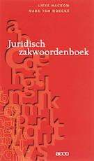 Juridisch Zakwoordenboek - L. Nackom, Mark Van Hoecke (ISBN 9789033466205)