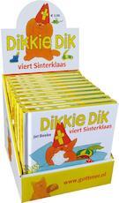 Display Dikkie Dik viert Sinterklaas 20 ex - Jet Boeke