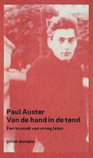 Van de hand in de tand - Paul Auster (ISBN 9789029503938)