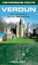 Historische route Verdun - Aad Spanjaard (ISBN 9789038922805)