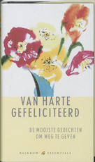 Van harte gefeliciteerd! - Unknown (ISBN 9789041740625)