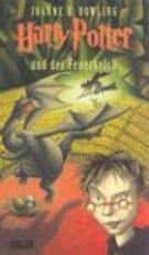Harry Potter 4 und der Feuerkelch - Joanne K. Rowling (ISBN 9783551551931)