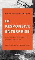 de responsive enterprise - Rini van Solingen, Vikram Kapoor (ISBN 9789024407576)