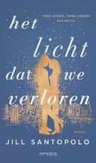 Het licht dat we verloren - Jill Santopolo (ISBN 9789044633177)