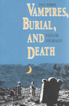 Vampires, Burial, and Death - Peter Barber (ISBN 9780300048599)