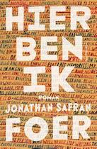 Hier ben ik - Jonathan Safran Foer (ISBN 9789041422873)