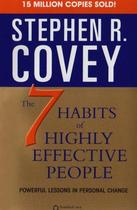 Seven Habits of Highly Effective People - Stephen R. Covey (ISBN 9781416502494)