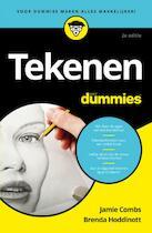 Tekenen voor Dummies, 2e editie, pocketeditie - Jamie Combs, Brenda Hoddinott (ISBN 9789045354026)