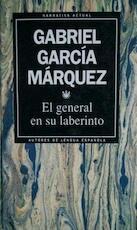 El General en su laberinto - Gabriel García Márquez (ISBN 9788447301218)