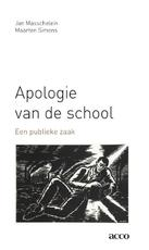 Apologie van de school - Jan Masschelein, Maarten Simons (ISBN 9789033485855)