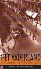 Het vaderland - J. Markus (ISBN 9789038849225)