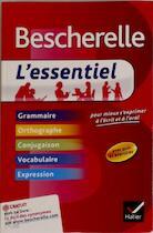 Bescherelle L'essentiel - Adeline Lesot (ISBN 9782218952418)