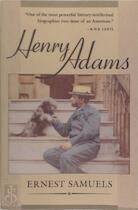 Henry Adams (Paper) - Ernest Samuels (ISBN 9780674387362)