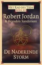 De naderende storm - Robert Jordan, Brandon Sanderson (ISBN 9789024555642)