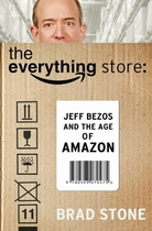 Everything store: jeff bezos and the age of amazon - Brad Stone (ISBN 9780552167833)