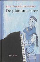 De pianomeester - Rita Tornqvist-Verschuur (ISBN 9789000034642)