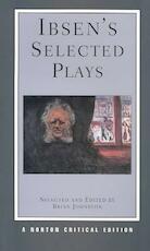 Ibsen's Selected Plays NCE - Henrik Ibsen (ISBN 9780393924046)