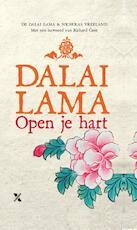 Open je hart - Dalai Lama (ISBN 9789401600514)