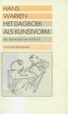 Het dagboek als kunstvorm - Hans Warren, Peter Vos (ISBN 9789035104501)