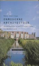 Onmoderne architectuur