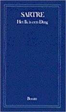 Het Ik is een Ding : - Jean-Paul Sartre (ISBN 9789060093658)