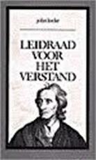 Leidraad voor het verstand - John Locke (ISBN 9789060094075)