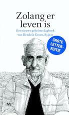 Zolang er leven is - Hendrik Groen (ISBN 9789029091596)
