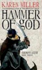Hammer of God - Karen Miller (ISBN 9781841496795)