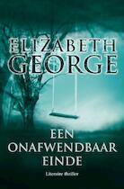 Een onafwendbaar einde - Elizabeth George (ISBN 9789022987353)