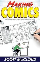 Making Comics - Scott Mccloud (ISBN 9780060780944)