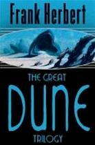 Great Dune Trilogy - Frank Herbert (ISBN 9780575070707)