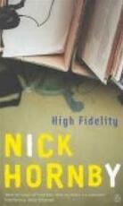 High Fidelity - Nick Hornby (ISBN 9780140295566)